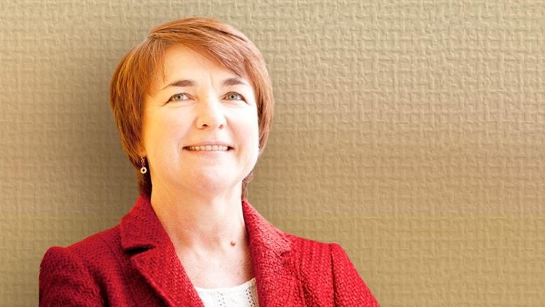 Image of ACM Distinguished Speaker Geraldine Fitzpatrick