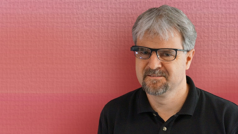 Image of ACM Distinguished Speaker Mark Billinghurst