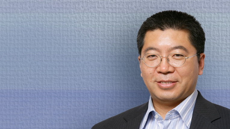 Image of ACM Distinguished Speaker Shipeng Li